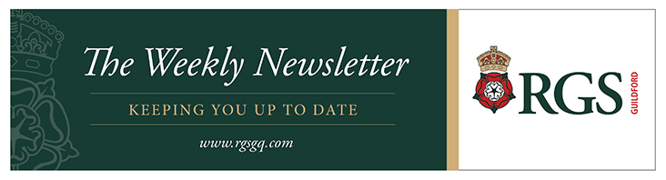 RGS Weekly Newsletter